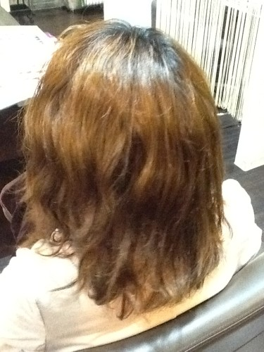 M・M様 before
